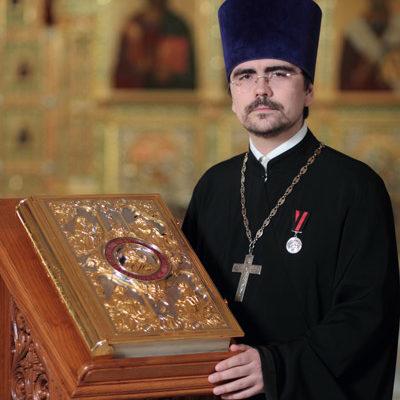 Священник Михаил Конюхов
