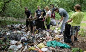 Экологический поход в Кучино