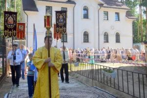 День памяти св. прав. Феодора Ушакова в Купавне