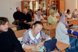 Собрание директоров воскресных школ Балашихинского благочиния