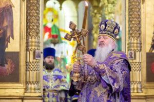 160-летие основания Богородицерождественского храма в Никольском-Трубецком