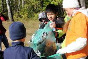 Экологический поход в Кучинский лесопарк