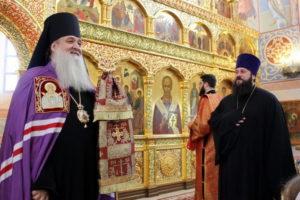 Празднование Собора новомучеников Балашихинских