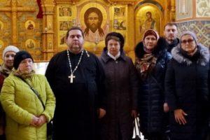 Выездной урок Библейско-богословских курсов в Бутово
