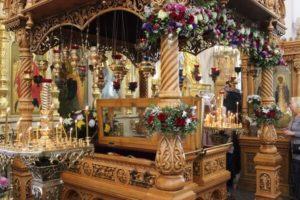 Торжество в честь новомучеников в Казанском храме Реутова