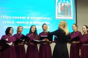 Работа секции Форума православных женщин в Балашихе
