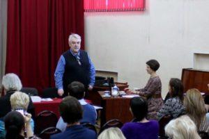 Педагогический семинар в Балашихе