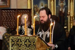 Покаянный канон в Саввино