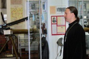 Присяга балашихинском музее ПВО
