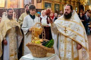 Престольный праздник в Саввино