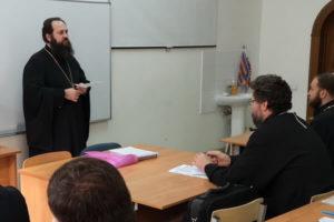 Братское совещание духовенства Балашихинского благочиния