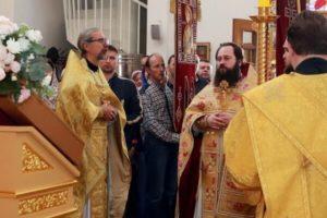 Престольный праздник Александро-Невского храма