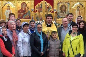 Открытие Библейско-богословских курсов при Александро-Невском храме