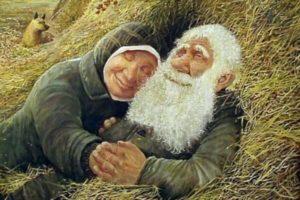 День пожилого человека в Балашихинском благочинии