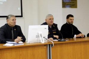 Встреча в Главном управлении Росгвардии по Московской области