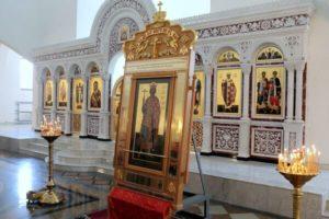 Престольный праздник Князь-Владимирского храма Балашихи