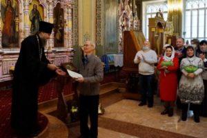 Выпуск слушателей Библейско-богословских курсов в Саввино