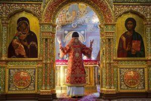 Празднование Собора Балашихинских новомучеников