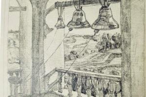 Рисунок художественной школы в Новом Милете