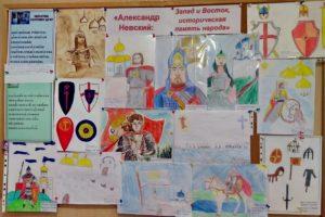 Рисунки воскресной школы Феодоровского храма
