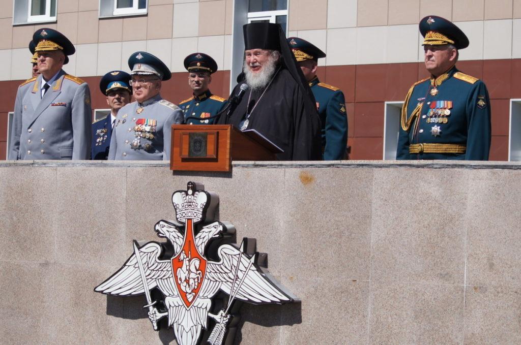 Выпуск в Военной академии Ракетных войск