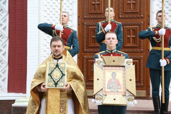 День благоверного князя Александра Невского в Князь-Владимирском храме