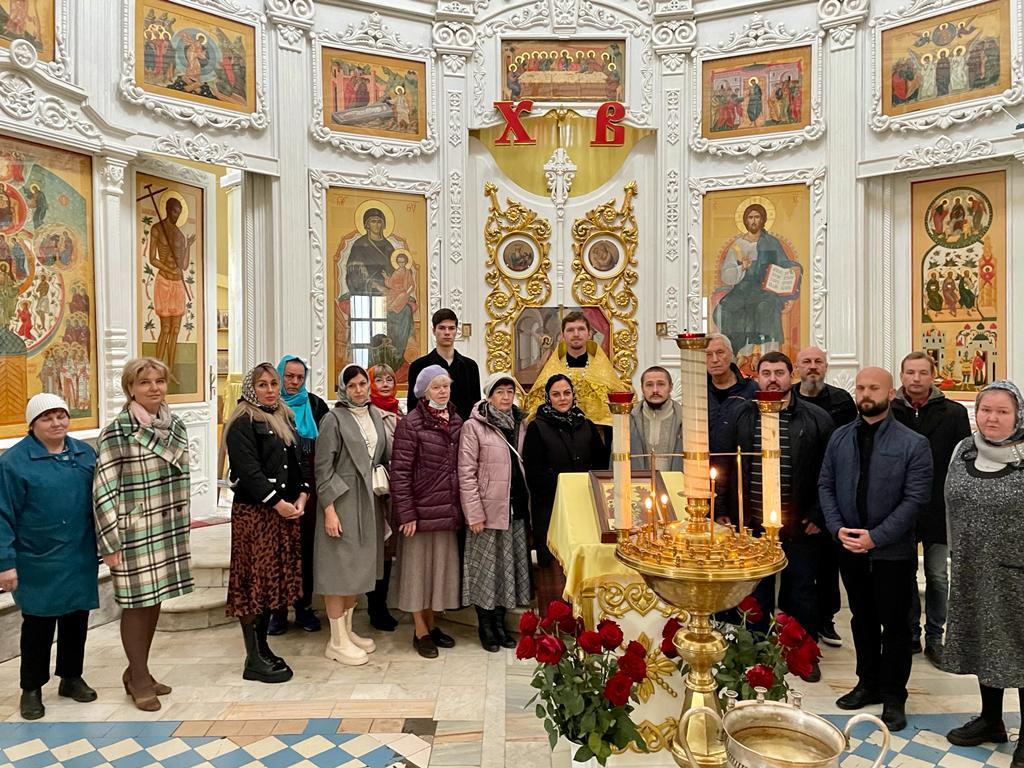 Начало Миссионерско-катехизаторских курсов в Балашихе