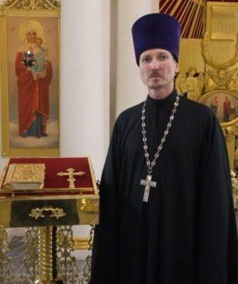 Протоиерей Сергий Федченко