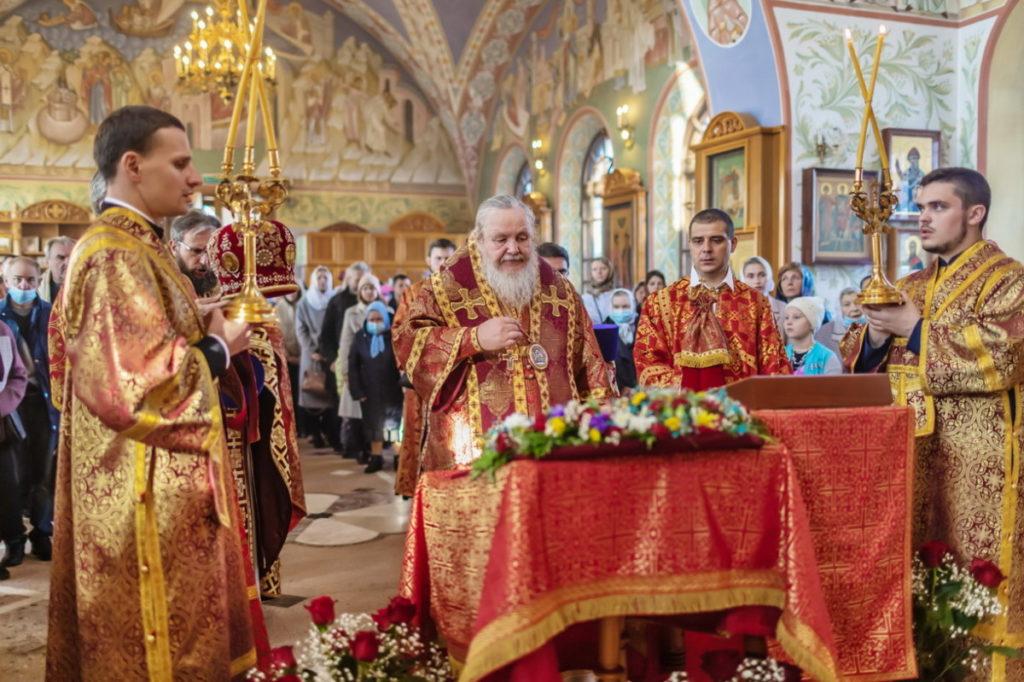 День памяти Балашихинских Новомучеников