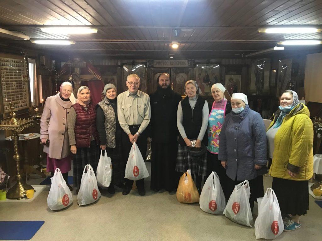 День пожилого человека в Федурново