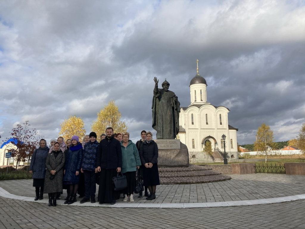 Паломническая поездка Серафимовского храма