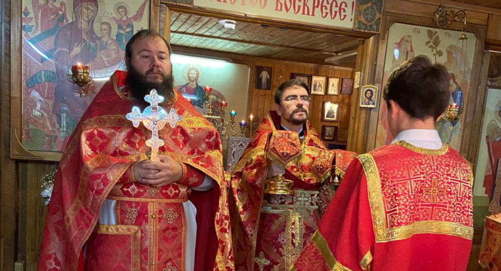 Престольный праздник в Федурново