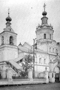 Николо-Архангельский храм